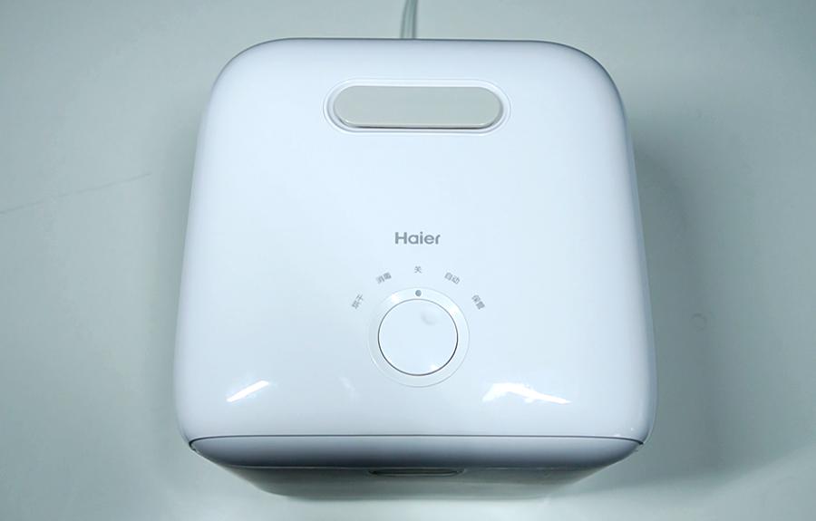 细思极恐,洗不干净的奶瓶-海尔小白紫外线消毒器测评
