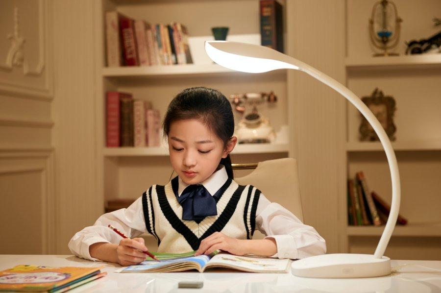 停课不停学,巴斯夫小太阳台灯给双眼做好防护