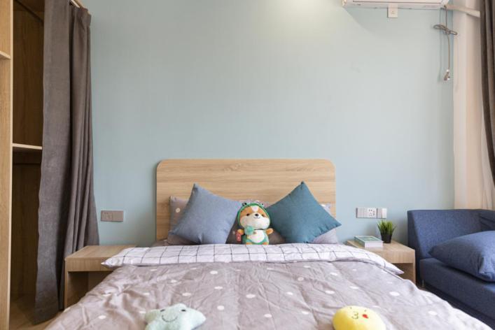 窝趣长租公寓设计五原则,旧项目成网红打卡地