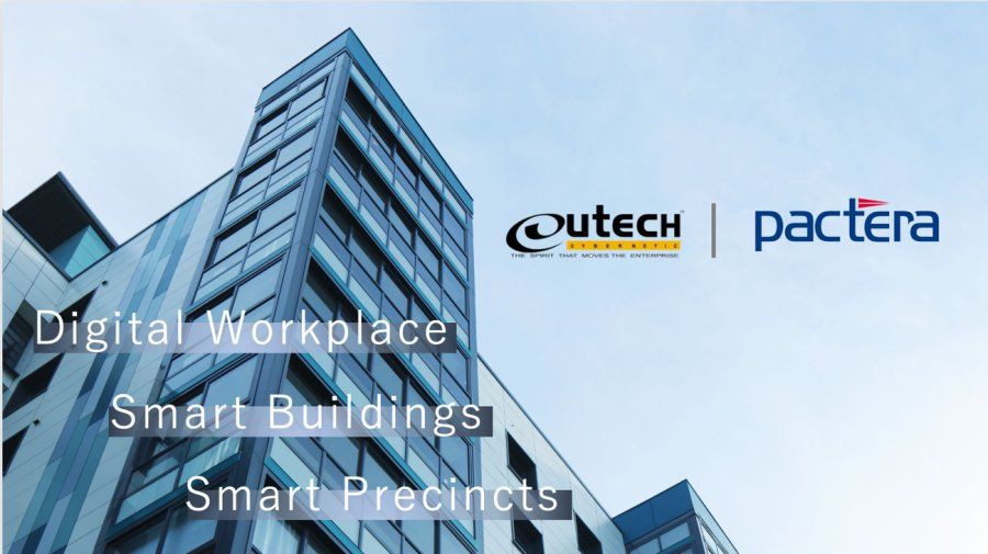 文思海辉×Eutech 为亚太及大洋洲企业提供智能化建筑与工作场所设计方案