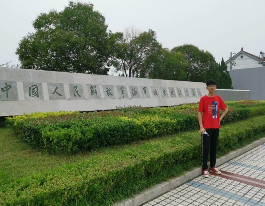 喜迎建党,红色逐梦 --江苏科技大学(张家港校区)开展暑期实践活动