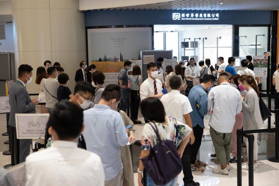 新世界发展业绩持续增长 积极创造共享价值:发布香港千人招聘计划