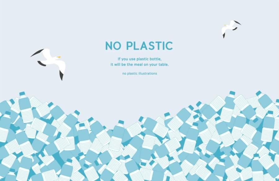 科茂废塑料化学循环如何解决禁塑无法应对的难题