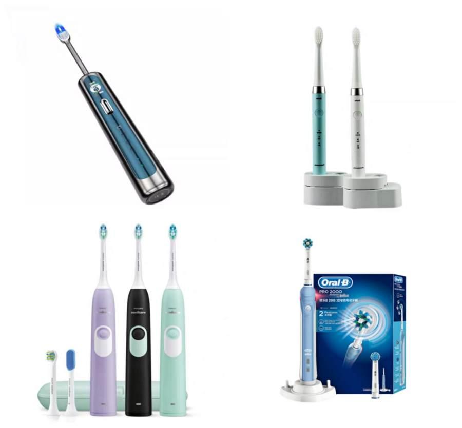 电动牙刷哪个牌子好?专业牙医推荐的的四款良心大牌分享