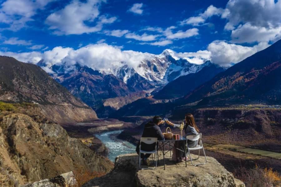"""逃离都市,遇见不一样的西藏林芝,让你过上""""向往的生活""""!"""