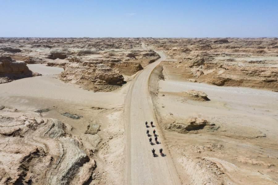 雅迪纪录片《火星能量日记》:勇闯火星营地,体验极限挑战