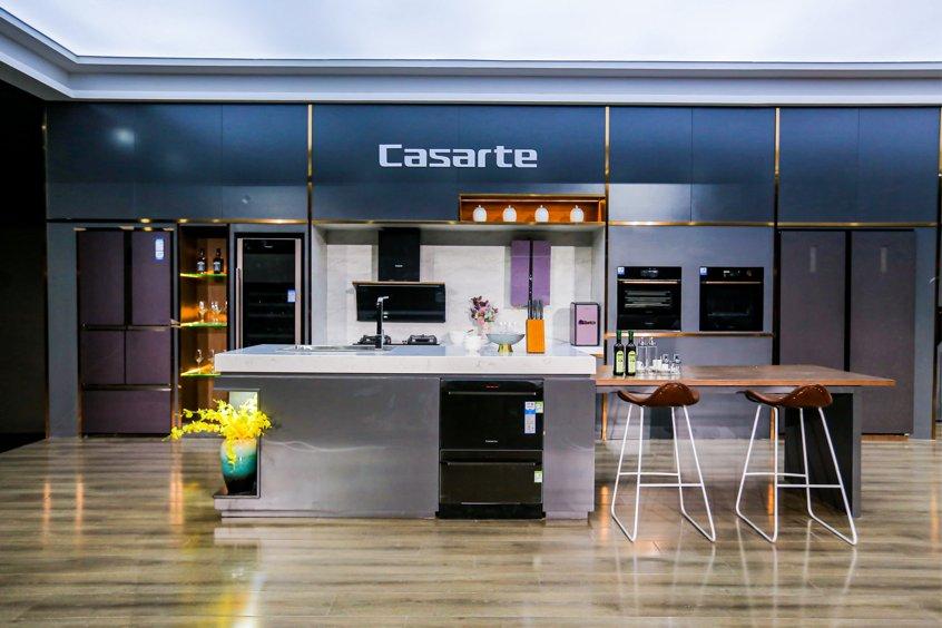 精装厨房想新添厨电怎么办?卡萨帝3天局改让用户主动带单