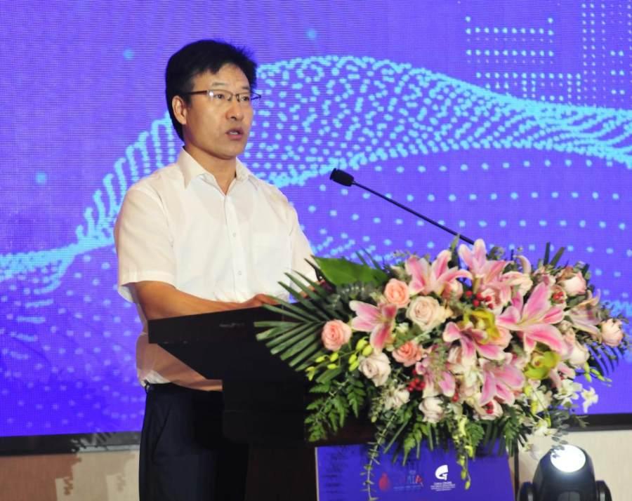 首届国家智慧健康城市峰会在溧阳市举行