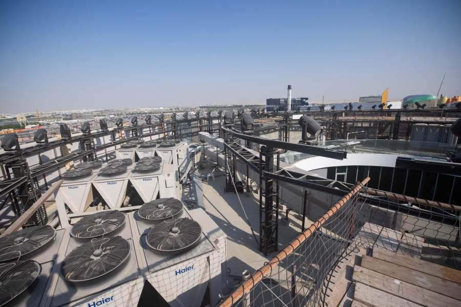 迪拜世博会开幕!海尔中央空调:在迪拜,营销中国