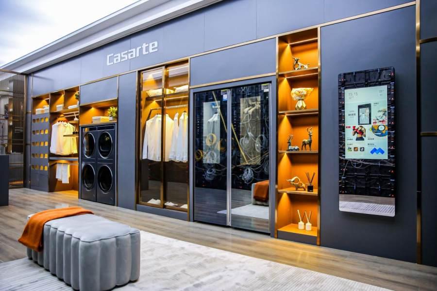 有价有销量!卡萨帝洗衣机转型场景实现高速增长