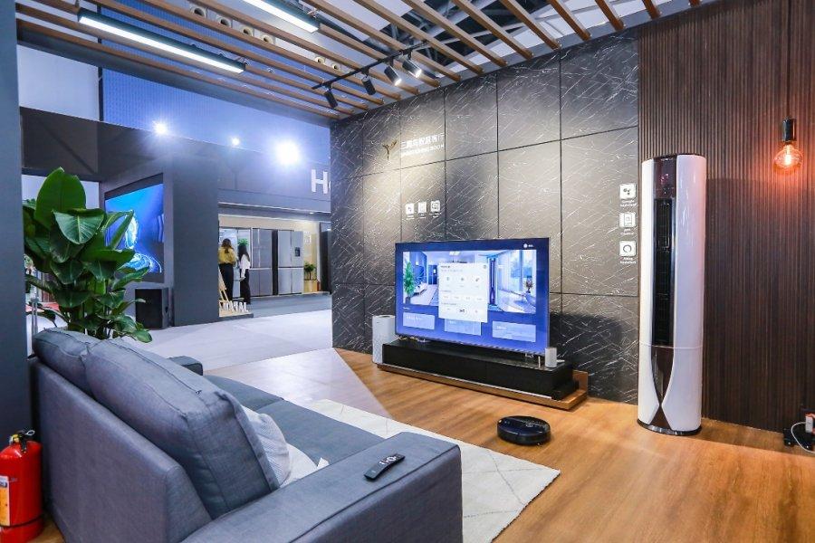 年轻人不看电视了?广交会上海尔电视不止能看还能玩